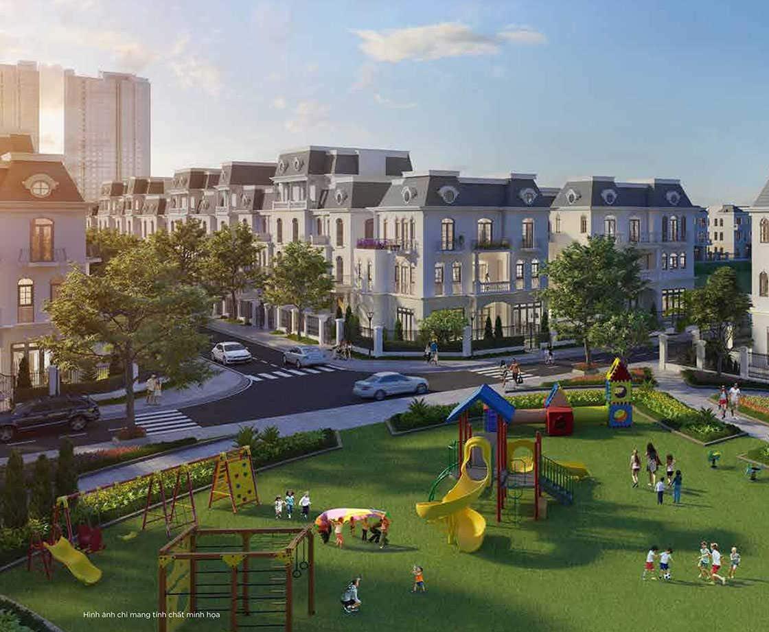 Sunshine Heritage Hà Nội – Tổng quan dự án resort