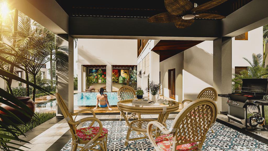 Căn hộ Sunshine Heritage Resort – Mái ấm khơi nguồn hạnh phúc cư dân