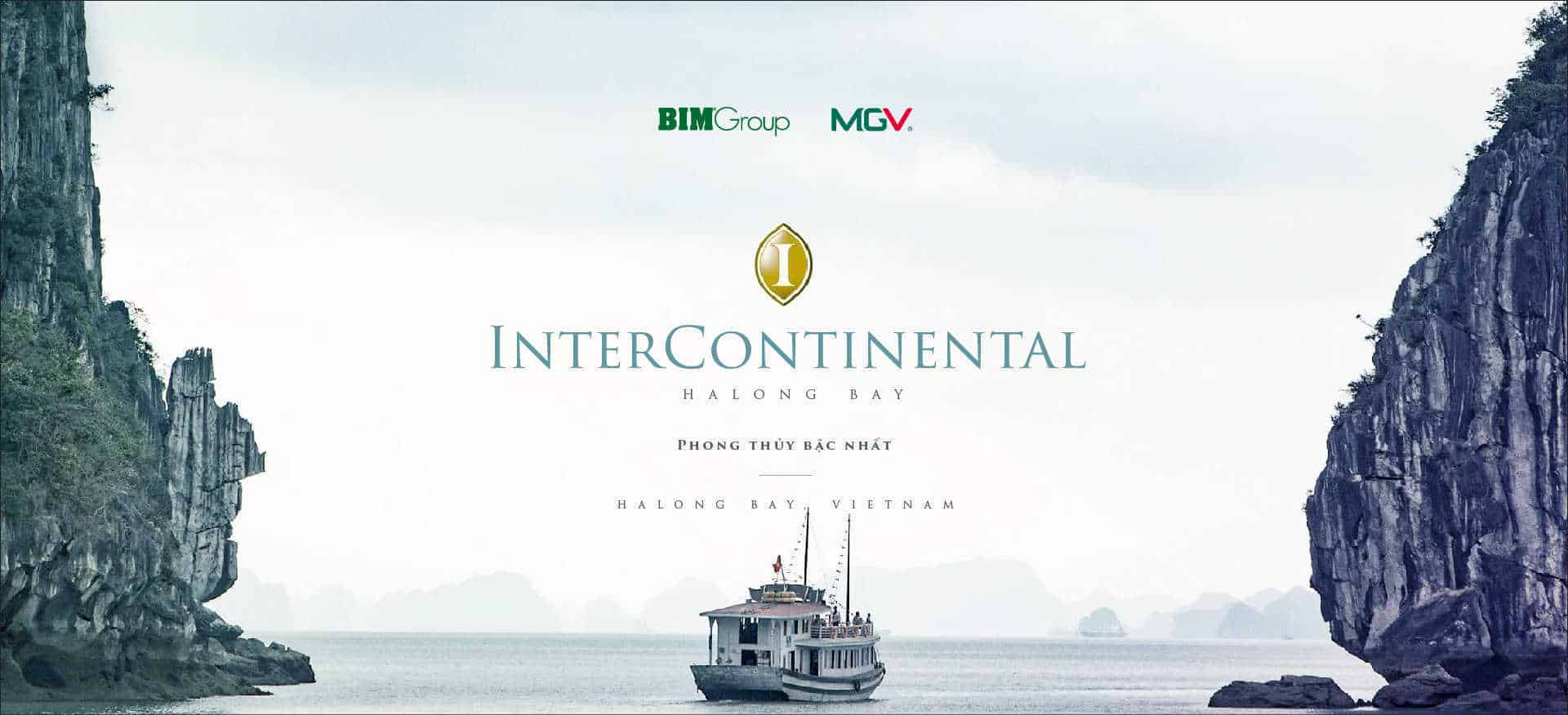 Intercontinental Hạ Long – Nơi tận hưởng cuộc sống