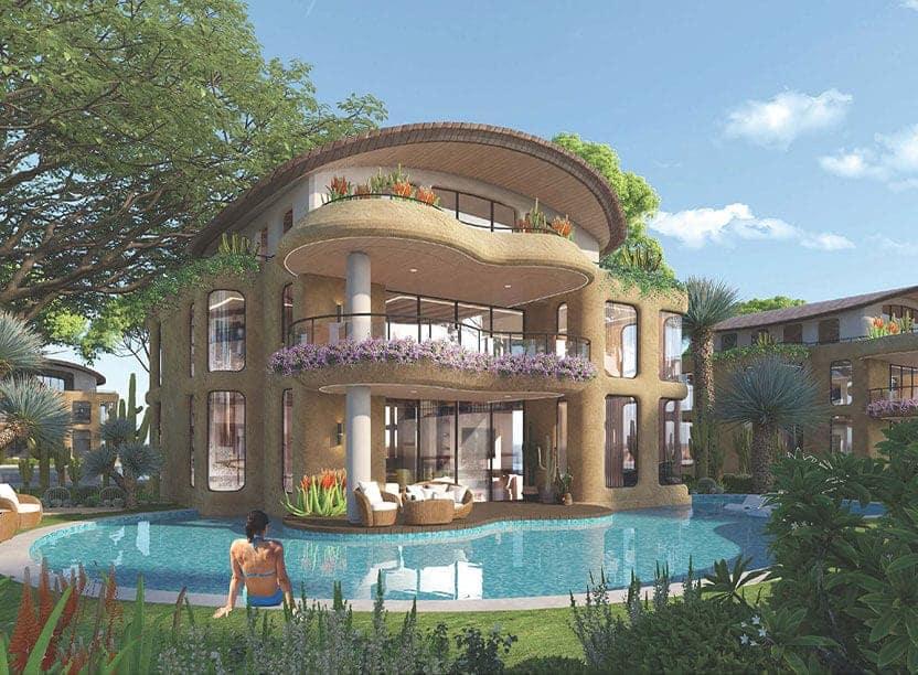 Biệt thự Sunshine Heritage Hà Nội – Không gian nghỉ dưỡng tại gia