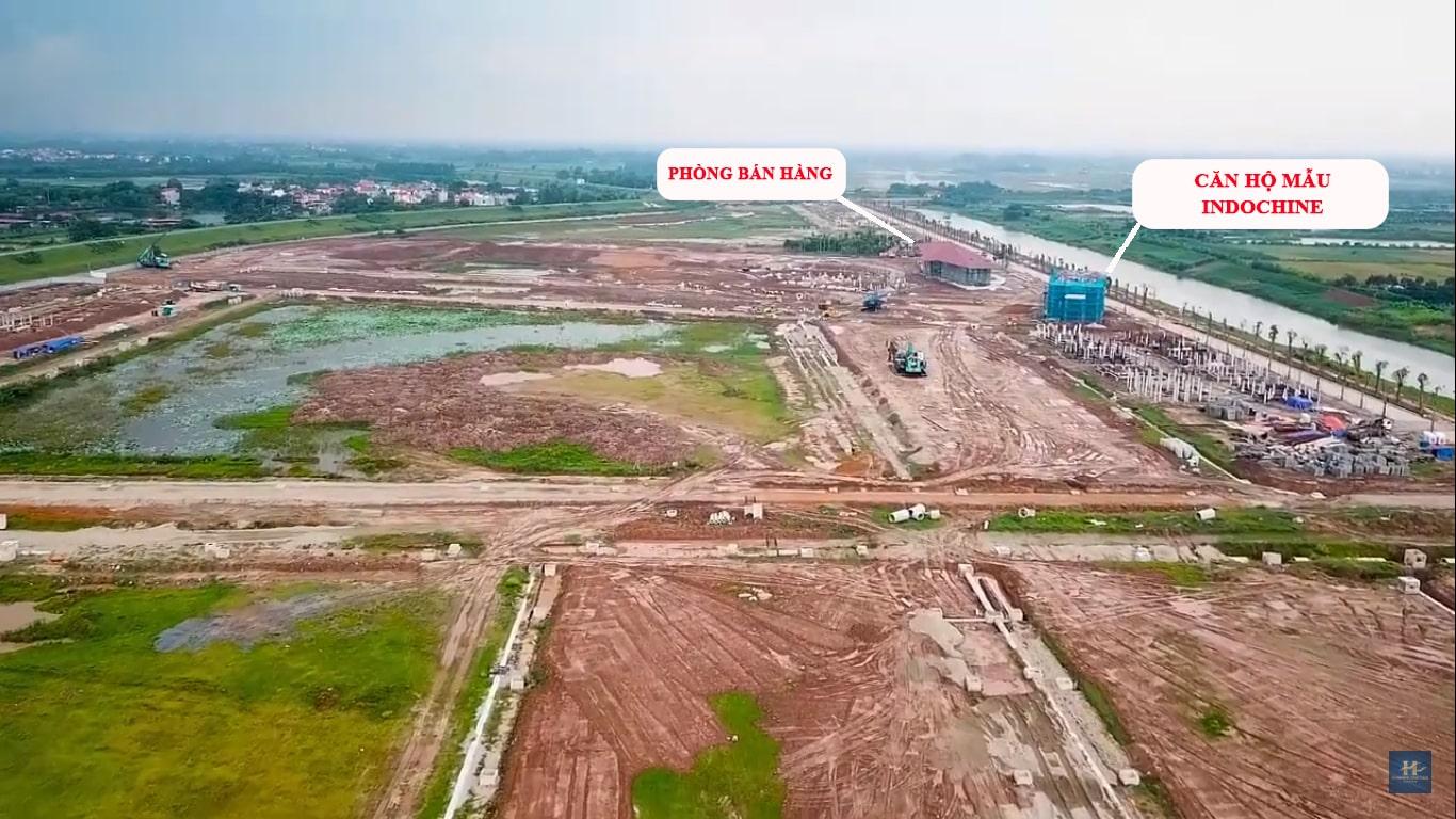[Tiến độ] Cập nhật tiến độ Sunshine Heritage Hà Nội T6/2021