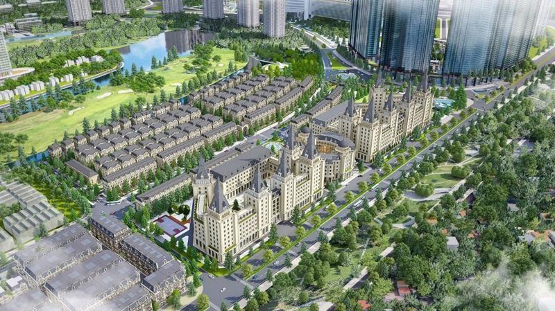 Sunshine Thanh Hóa – Sunshine Capital Sầm Sơn