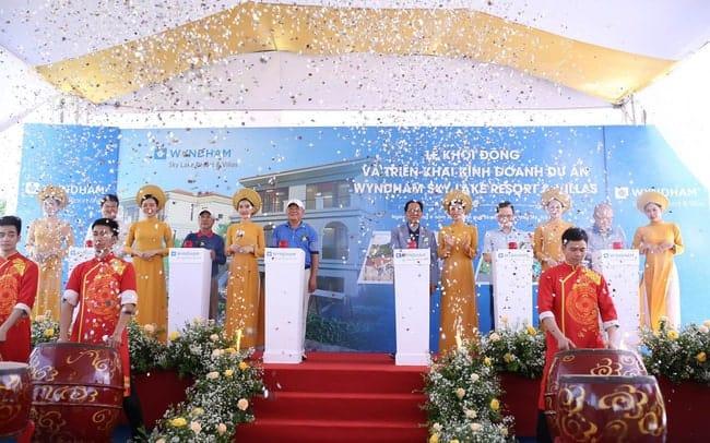 Wyndham Skylake Resort & Villas – Biệt thự cao cấp tại sân Golf hàng đầu Hà Nội